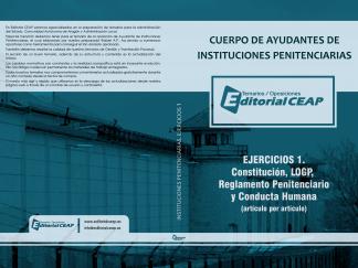Ejercicios 1 – Constitución, LOGP y R.P., Conducta Humana