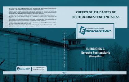 Ejercicios 2 – Derecho Penitenciario (Monográfico)