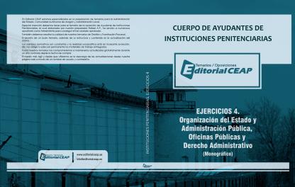 Ejercicios 4 – Org. Estado Dcho Adm.General, Gestión Personal y Financiera (Monográfico)