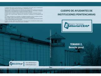 Temario 2 – Derecho Penal (10 Temas)