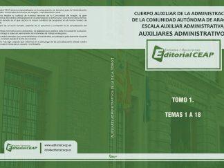 Auxiliares Administrativos D.G.A.